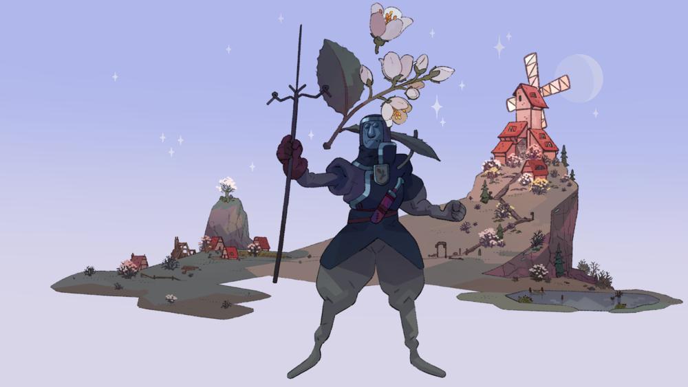 Seasonal Knights – Spring