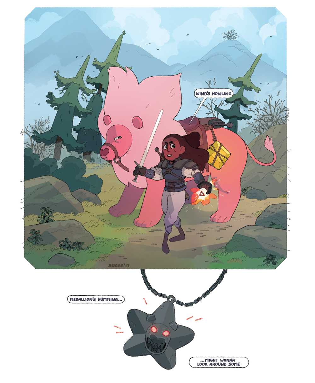 The Wild (Gem) Hunt