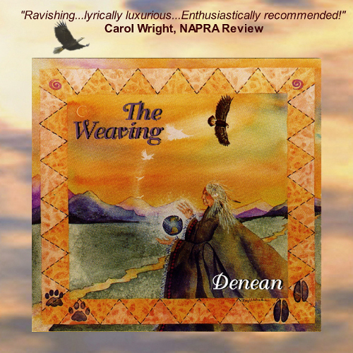 The Weaving Lyrics - Denean