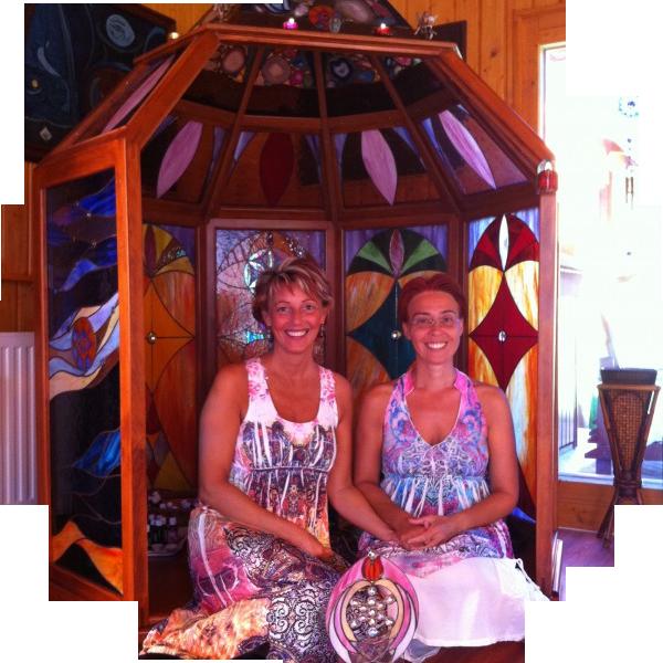 Dr. Beatrix Czeizel&Aniko Gresko Authors of Stellar Nations-Soul Families and Calling You