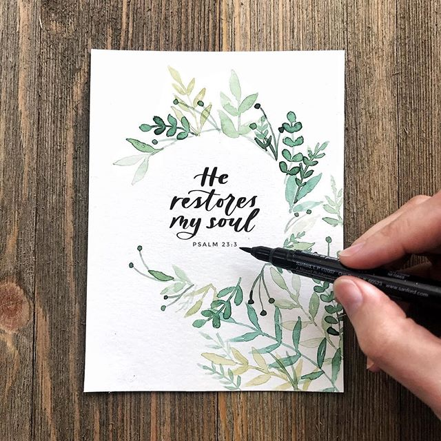 I love this scripture! And I am looking forward to the General Conference of the Church of Jesus Christ of Latter-day Saints, because it restores my soul! - What are you doing to prepare for conference?