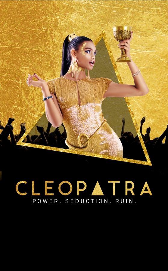 Cleopatra the dance musical Off Broadway at Chelsea Market