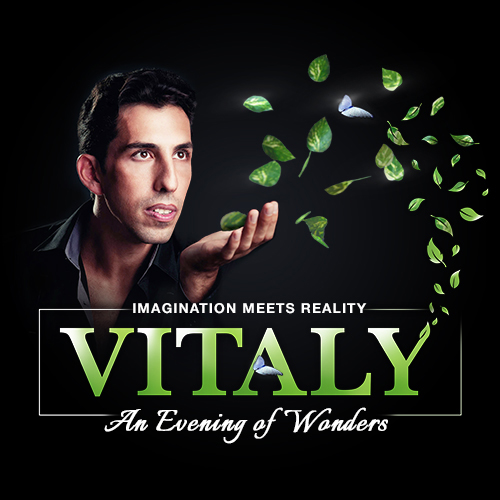 Vitaly magician an evening of magic off Broadway and The Westside Theatre