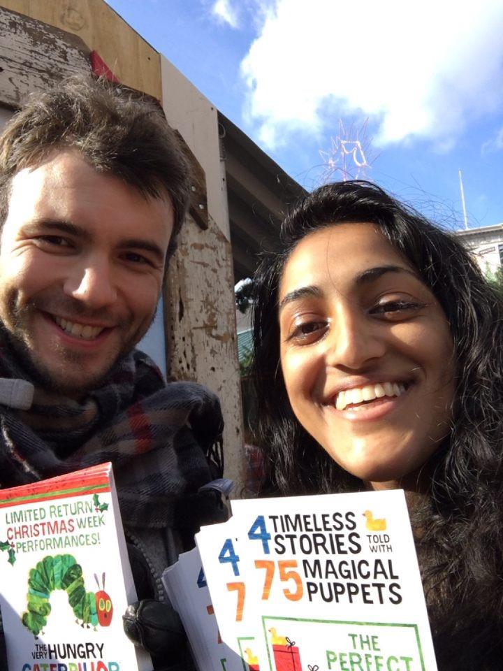 Justy Kosek and Anamika Misra