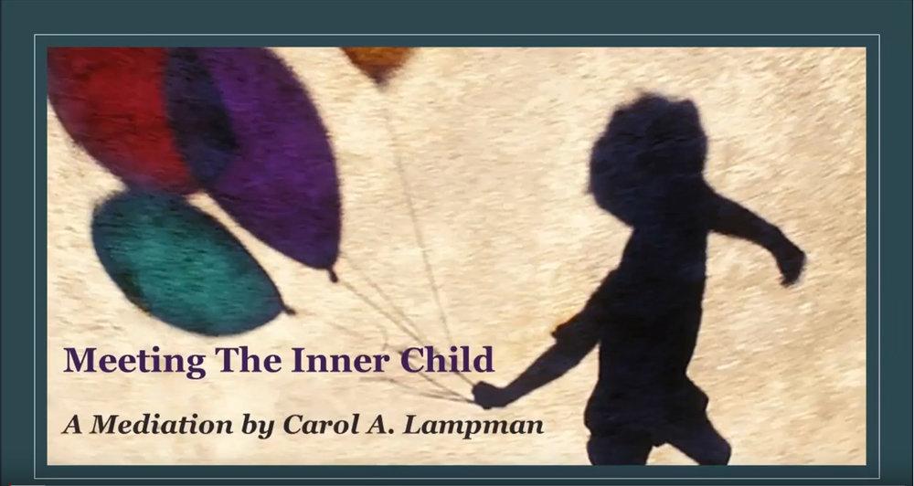 Meeting The Inner Child