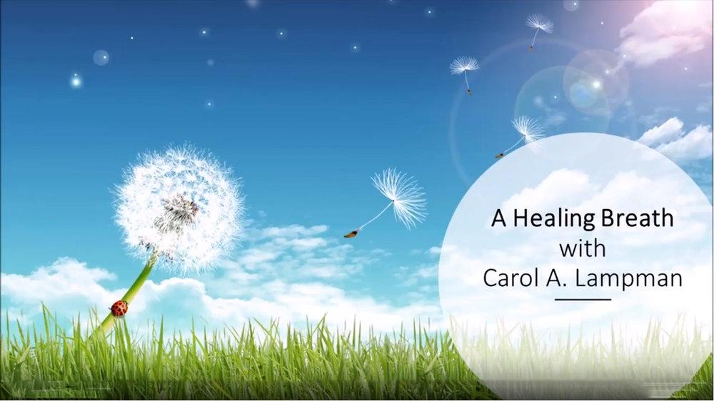 A Healing Breath