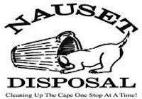 - Nauset Disposal3 Rayber RoadOrleans, MA 02653508-255-1419www.nausetdisposal.com