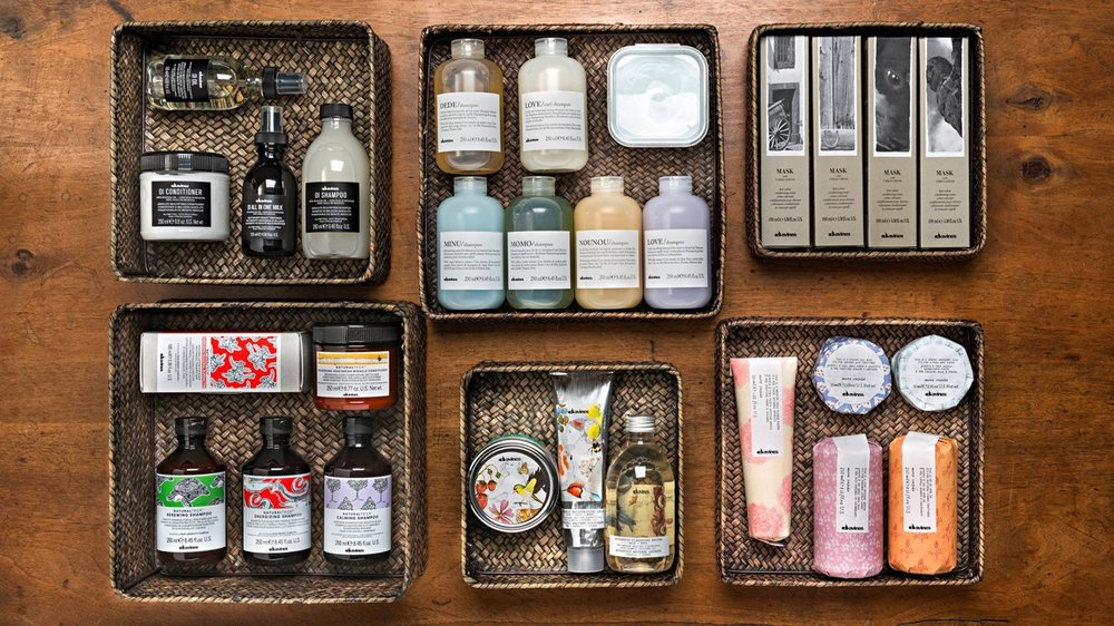Davines - TO BE THE BEST FOR THE WORLD, CREATORS OF GOOD LIFE FOR ALL, THROUGH BEAUTY, ETHICS AND SUSTAINABILITY.