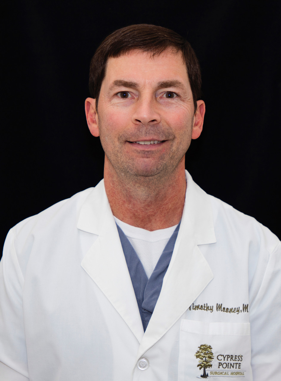 Dr. Timothy Mooney, M.D. Gynecologist