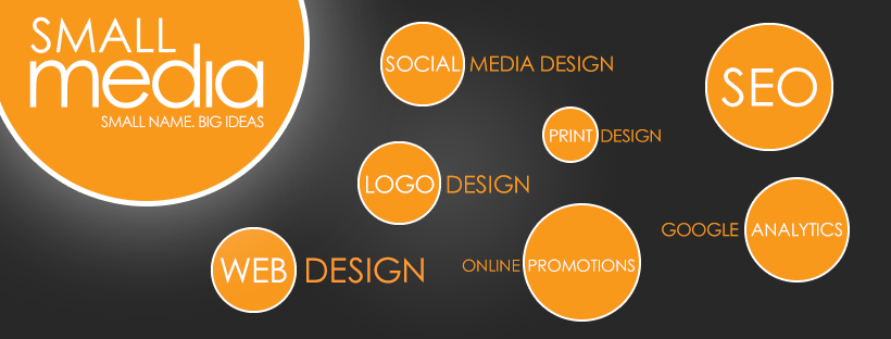 SMALL MEDIA | Web Design | SEO | Promotions | Branding