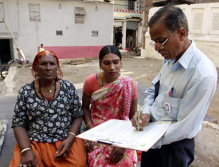 India's 'third gender' — Transfaith