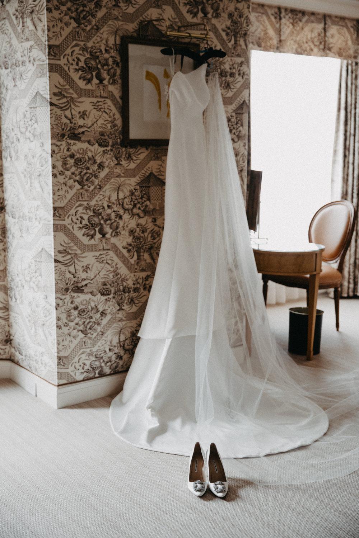 BOSTON PUBLIC GARDEN WEDDING, GARDEN WEDDING, BOSTON WEDDING PLANNER, NICOLE SIMERAL, FOUR SEASONS WEDDING, CLASSIC, TIMELESS, WEDDING WEDDING PLANNER, DESTINATION WEDDING, BRIDAL GOWN