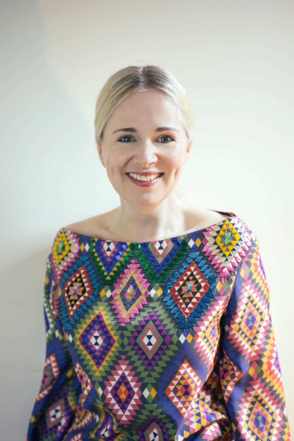 Clare Press - Author & Sustainability-Editor-At-Large, VOGUE Australia