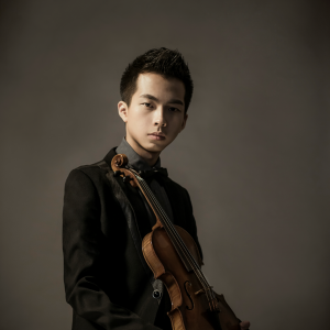 He Shucong - Shucong HE was the member of the BEST of BEST Project founded by the Chinese Ministry of Culture.In 2014, he won Gold Prize at the 3rd CCTV China National Violin Competition in Beijing, In 2013, He won Gold Prize at the Asia International Music Competition, He also won jury prize at the Brahms International Violin Competition and 2nd prize at the 10th China national violin Competition .Shucong has performed in Berlin, Munich, Prague, Vienna, Vilnius, Klagenfurt, Poznan, Taipei, and most cities in China. He has played as a soloist under conductors such as maestro John Nelson, Long YU, Xiaotang Xia, and Yin Hong, Huan Jing with orchestras such as Royal Philharmonic Orchestra, China Philharmonic Orchestra, Guangzhou Symphony Orchestra, Shenzhen Symphony Orchestra, Hangzhou Philharmonic Orchestra, Shanghai Philharmonic Orchestra, Lanzhou Symphony Orchestra.He has performed at the Prague Spring Festival, Singapore Violin Festival, Beijing music festival, Beijing chamber music festival, Asia music festival.As a chamber musician, he was the member of the China Virtuoso Chamber group and the Beijing Soloist Chamber group, he founded the Mockingbird string quartet , Pentagon Piano Quintet and the Voyage Piano Trio which has given concerts in most cities in China. He recorded the theme song of the China's Lunar Exploration Project and it will be playing in the space.He now plays on a rare Guarnarius violin generously supported by China Foundation from HongKong.