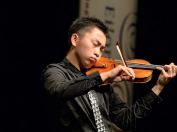 5 June - He Ziyu Recital