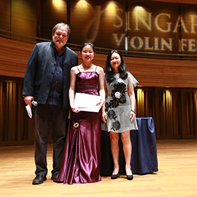 Best Performer: Jiang Yuying