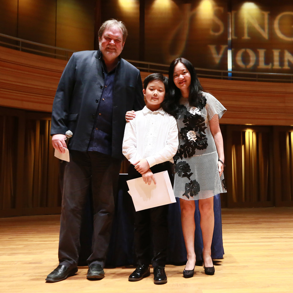 Best Performer: Nurie Chung
