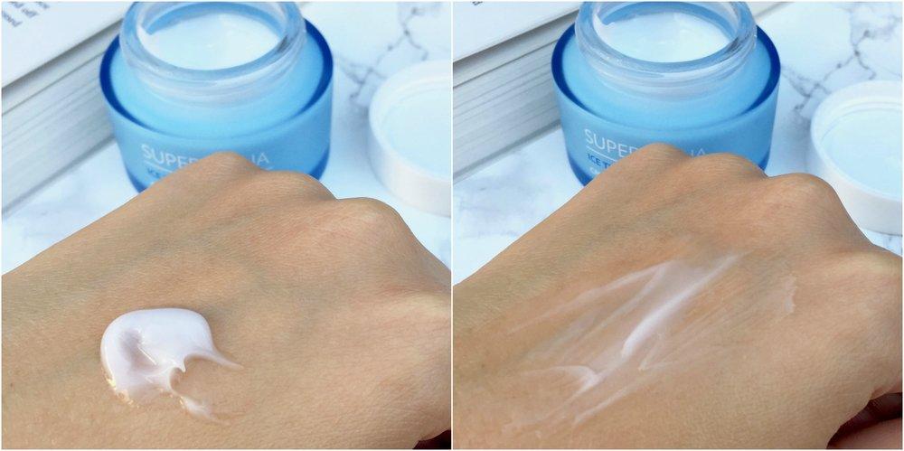 Review | Missha Super Aqua Ice Tear Cream