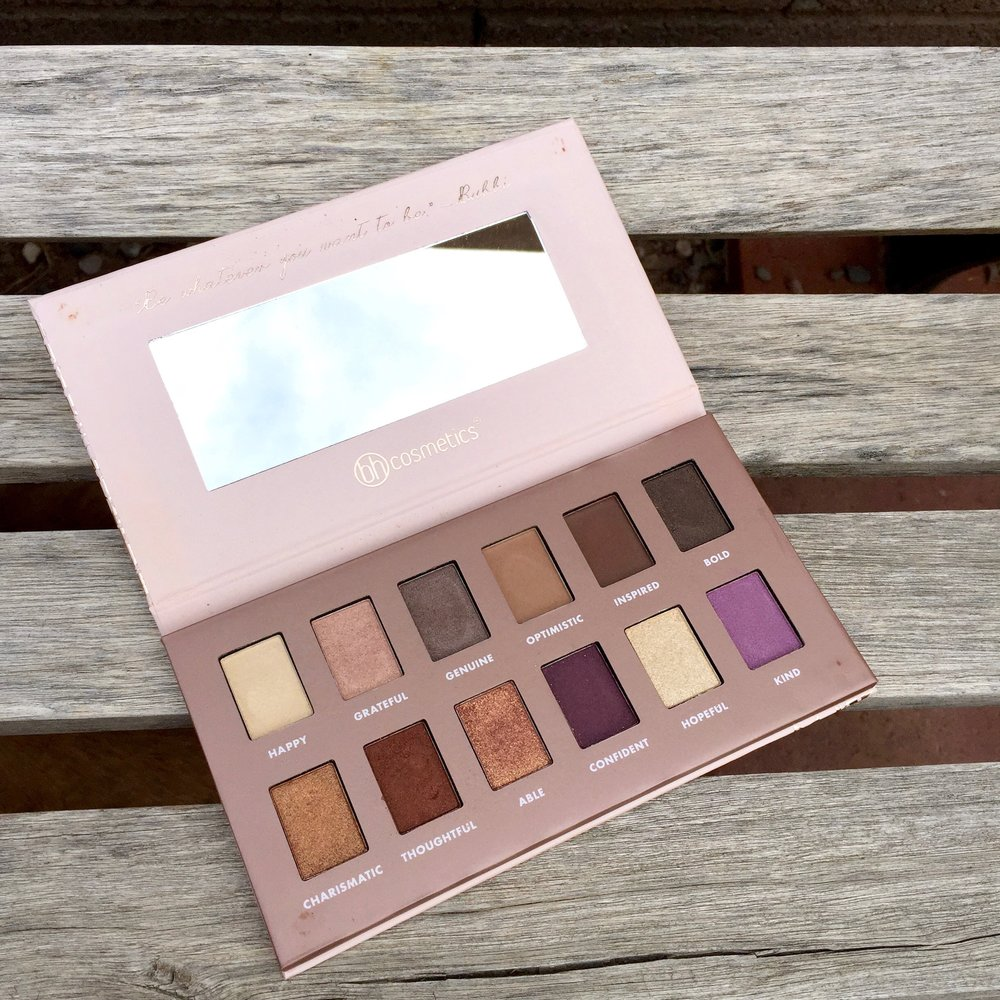 Review swatches BH Cosmetics [Be...] BubzBeauty Makeup Palette
