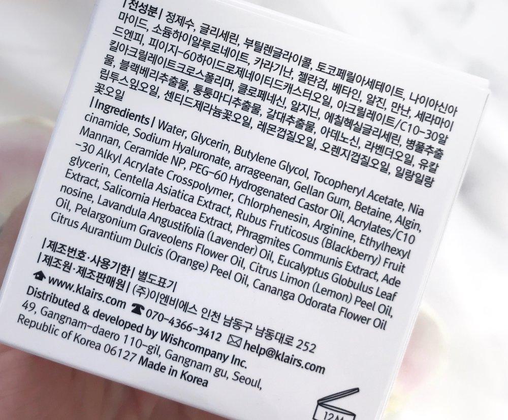 review klairs freshly juiced vitamin