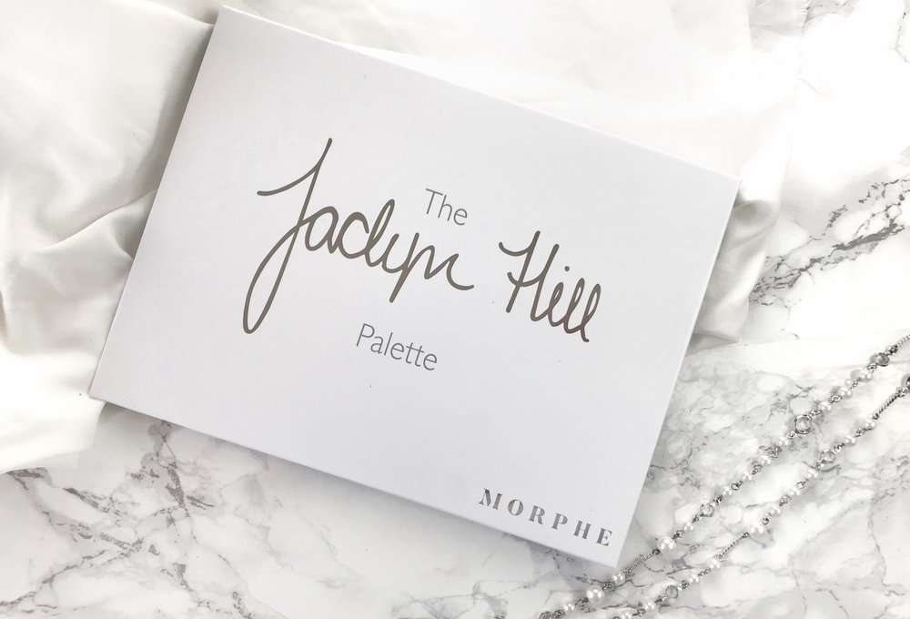 Review & Swatches | [Morphe] The Jaclyn Hill Palette
