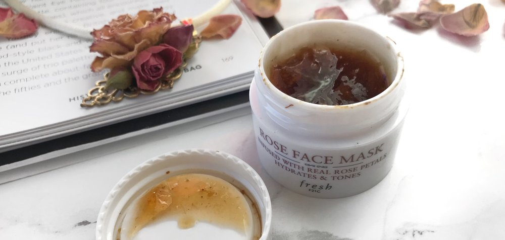 Review: Fresh Soy Face Cleanser & Rose Face Mask