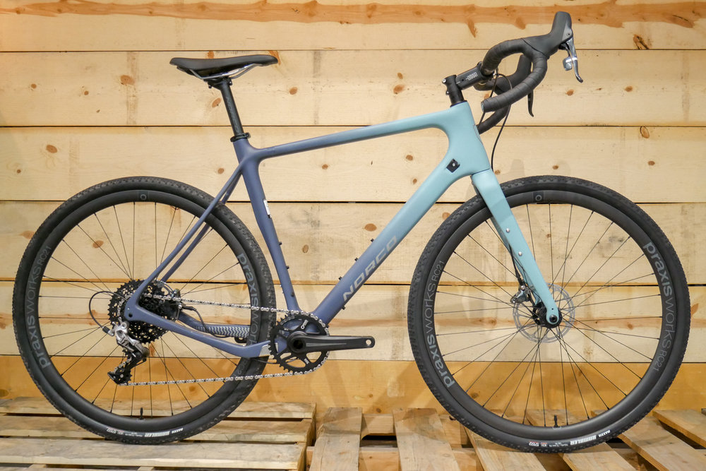 Andrew Norco search XR carbon
