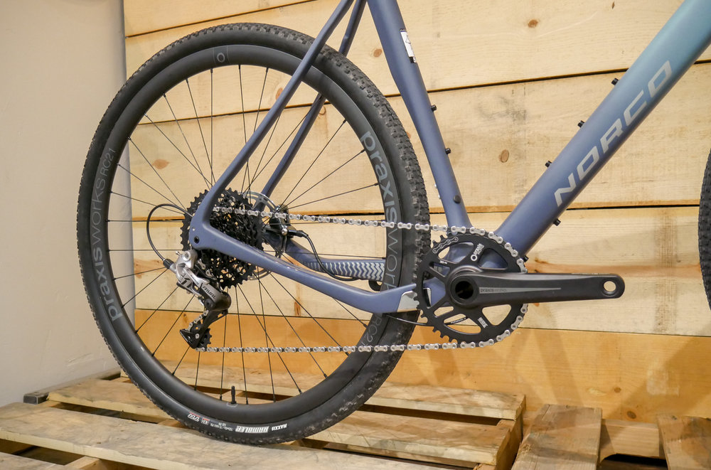 Andrew Norco search XR carbon 1