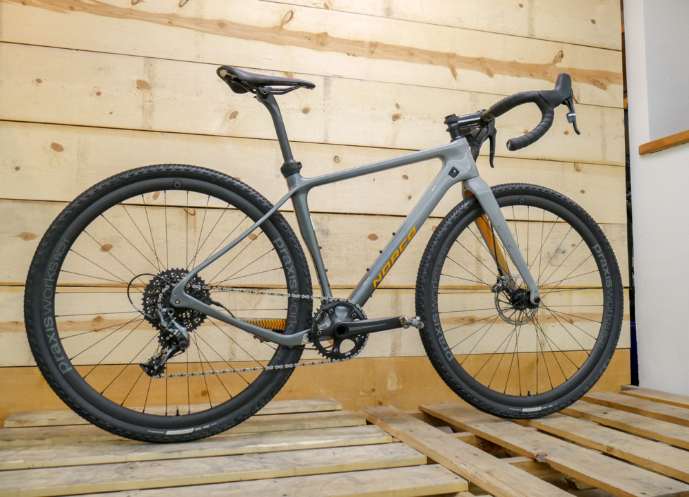 2018 Norco Search XR carbon