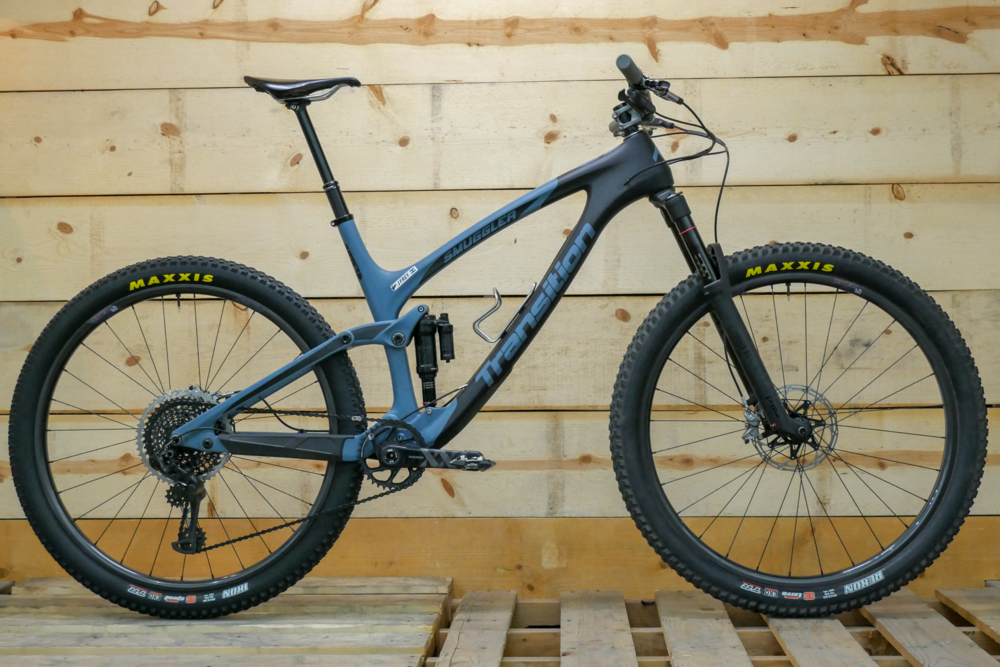2018 Transition Smuggler carbon