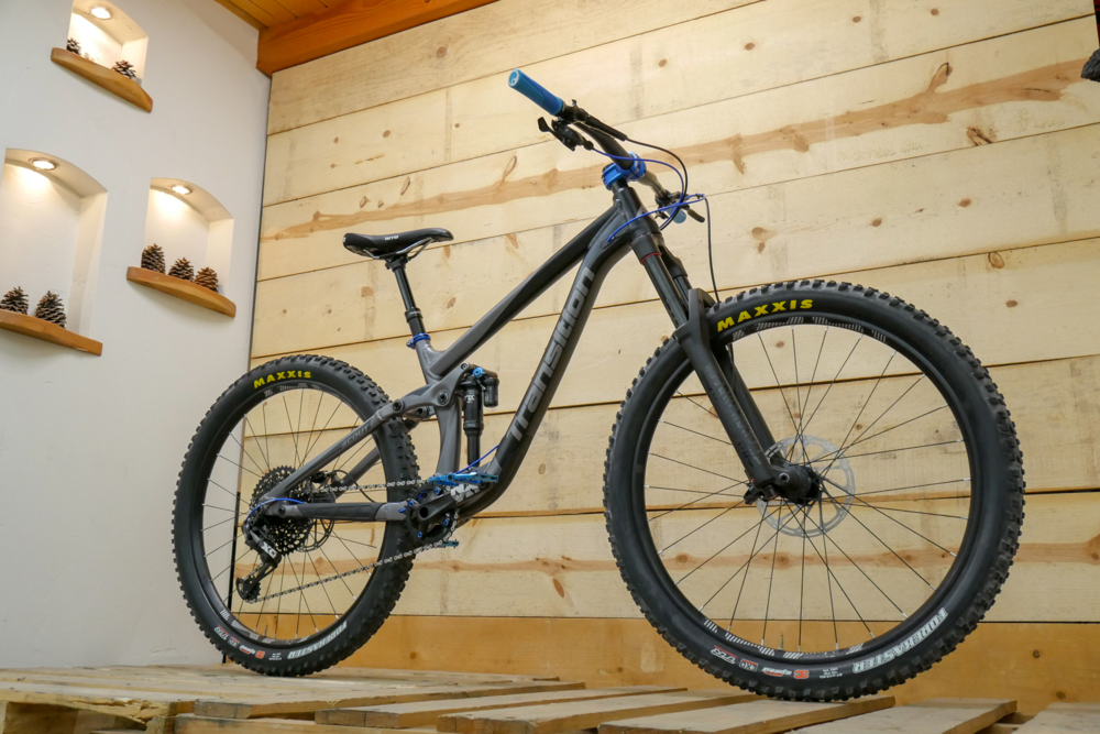 2018 Transition scout alloy