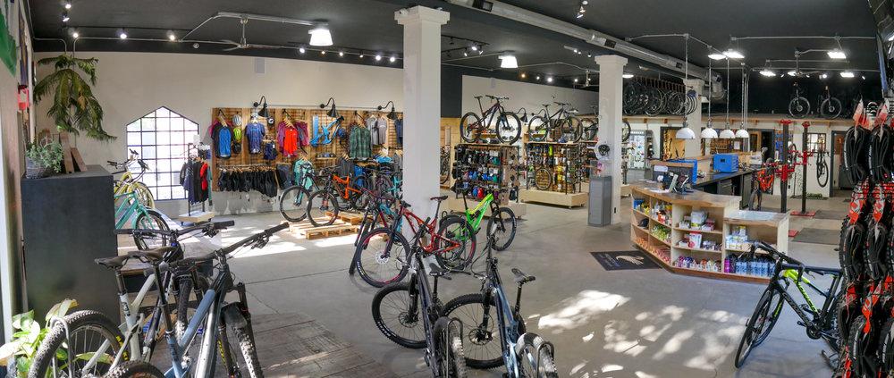 Project Bike a Bend Oregon Bike shop