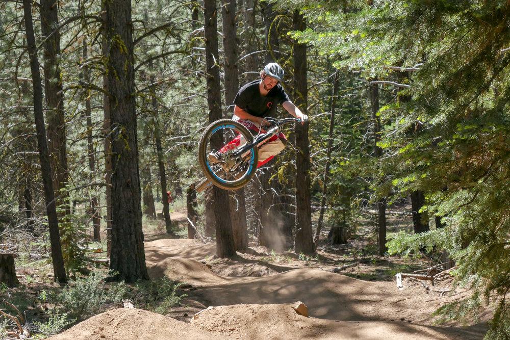 Lower Whoops Bend Oregon Mountain Bike
