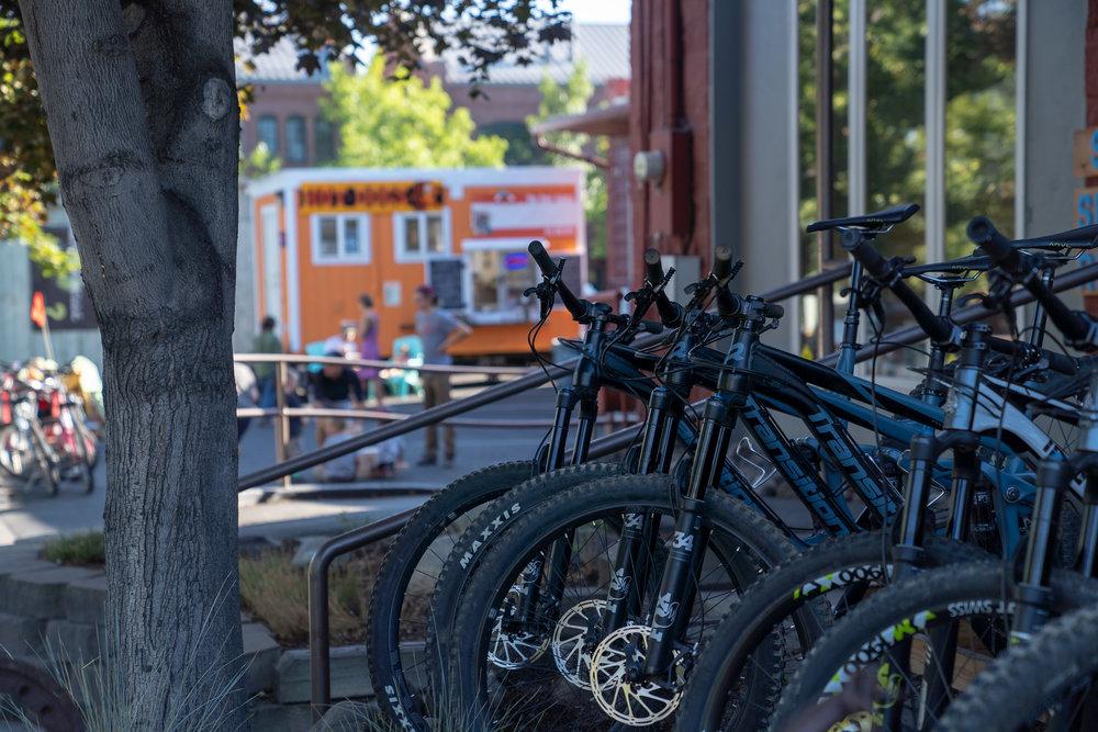 Project Bike a Bend, Oregon Bike Shop Party