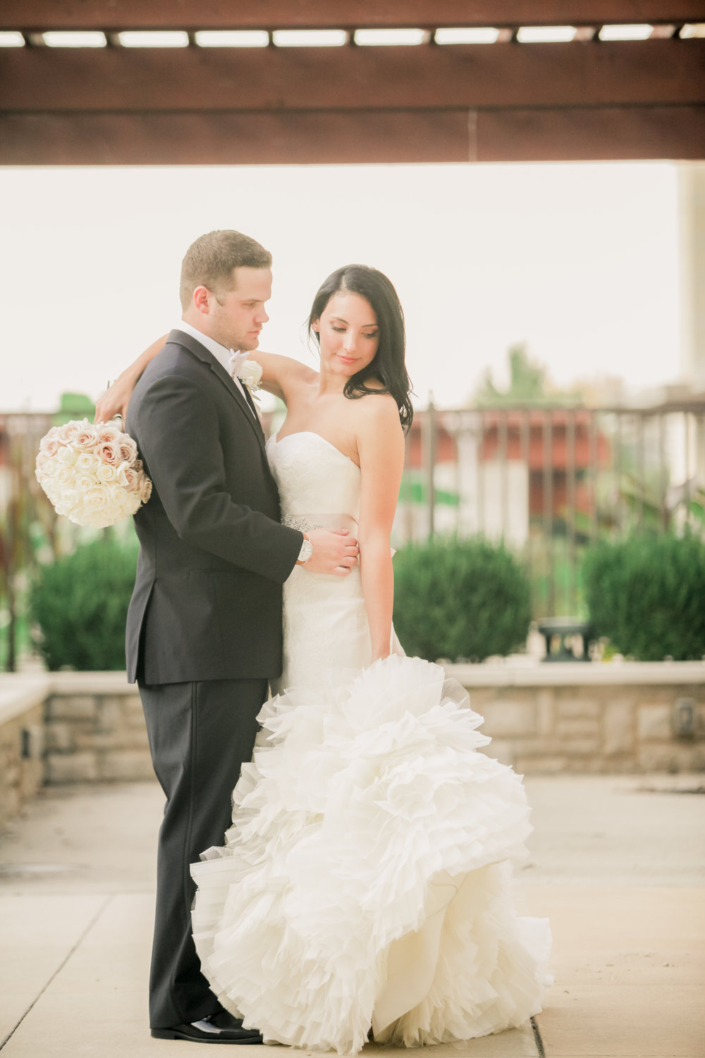 Jordan + Hunter - Theres one thing people tell you when planning a wedding,