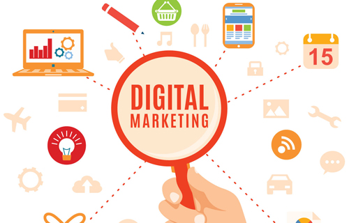 DIGITAL MARKETING - In a world where life has gone digital, marketing has to follow. Digital Marketing is one of the hottest…