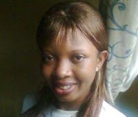 Joy Akubueze PMP. Social Health Worker. Edo State
