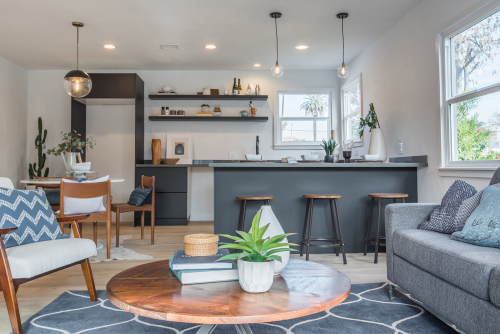 $1.2M - NEW LISTING2135 Alsace Ave4 Beds / 3Midcentury design w/ ADU.