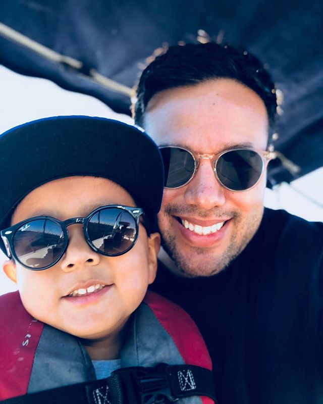 Let's try something here — #familyfriday. A whole week goes by with successes and frustrations, but take the time over the weekend to enjoy what matters most. For me, it will be finally trying to rock my shades as cool as my son. 😅 . . . #tgif #familyfirst #familyweekend #realtorlife #rockintheshades #toocoolforschool #swag #familyswag #losangeles #losangeleslife #lalife #fridayvibes #weekend #whatmattersmost