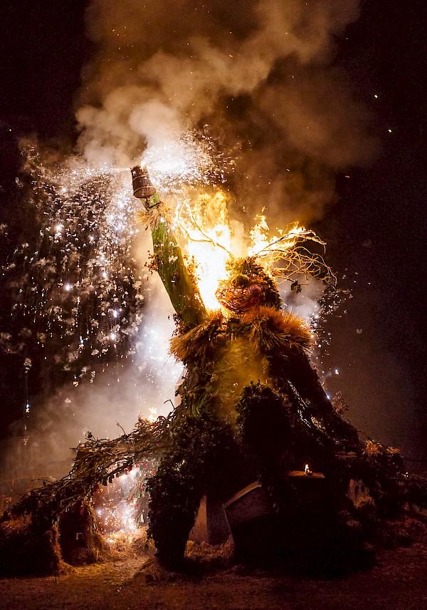 Green Man Festival - Closing Ceremony