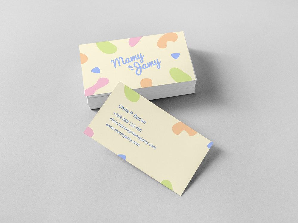 Free Brand Business Cards Mockup PSD For Presentation.jpg