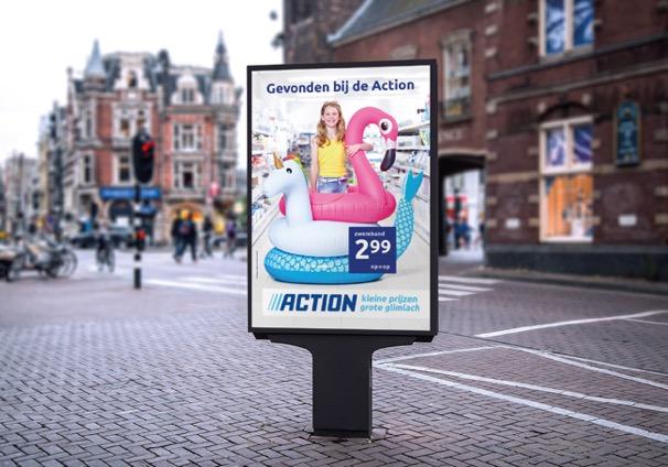 billboard campaign NL