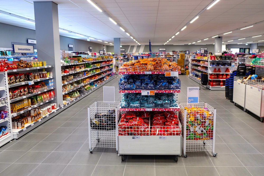 new pilot store Haarlem
