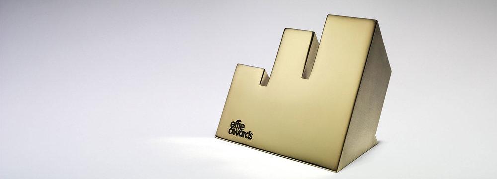 Gold Effie 2009