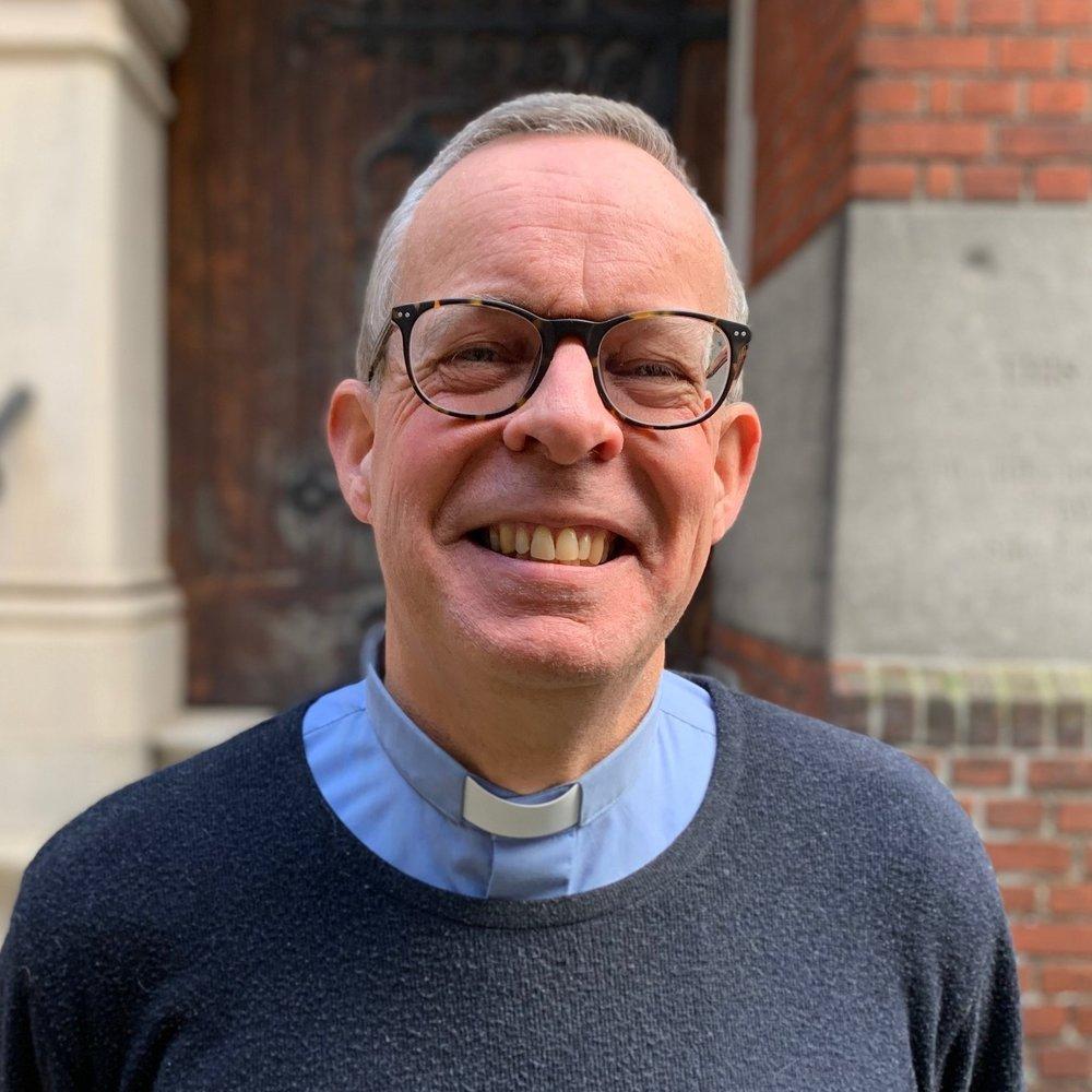 Paul VrolijkSenior Chaplain -
