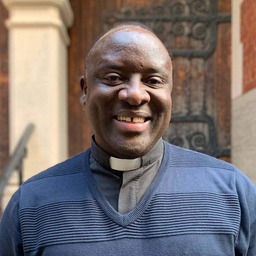 Jean Bosco TurahirwaAssistant Curate -