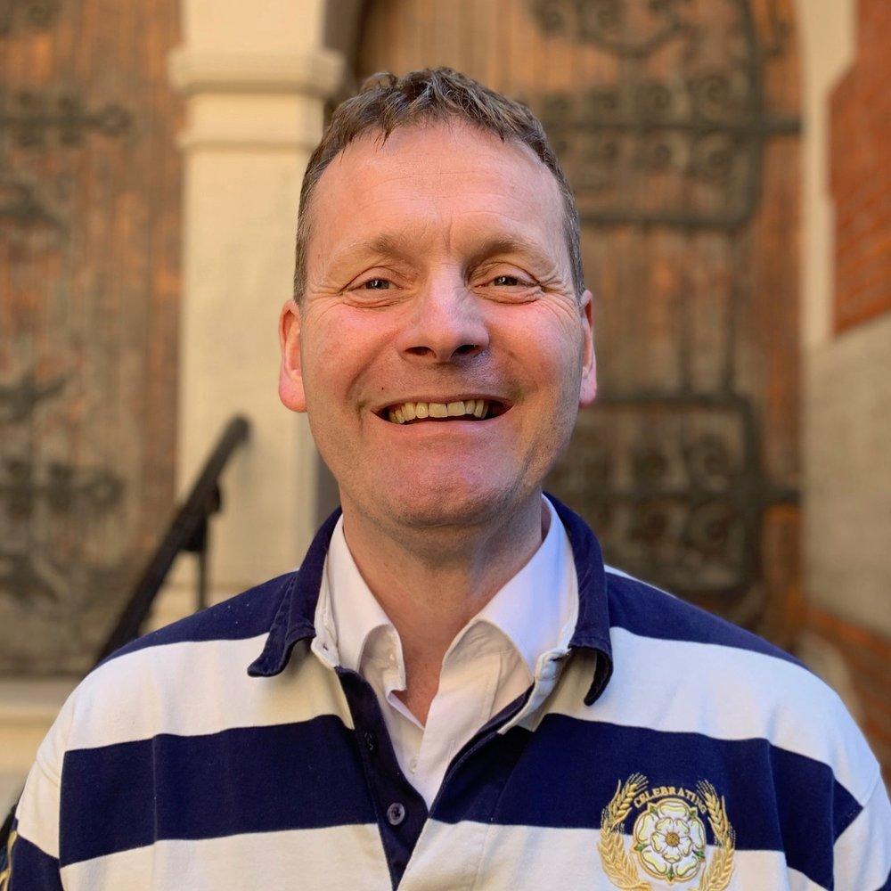 Jack McDonaldAssociate Chaplain -