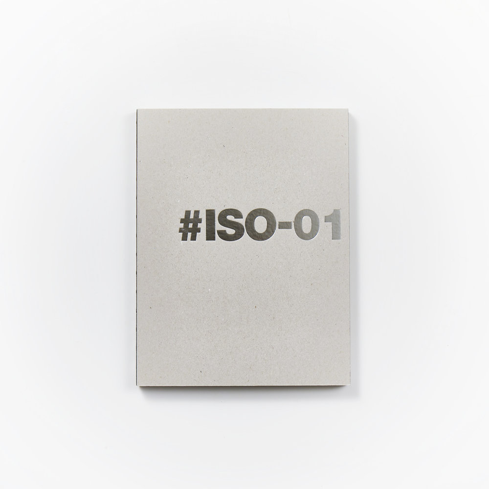 Book - #ISO-01
