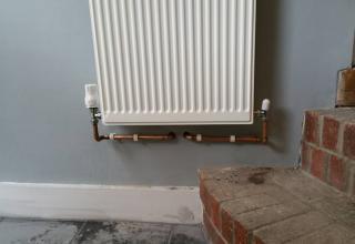 Air in radiators