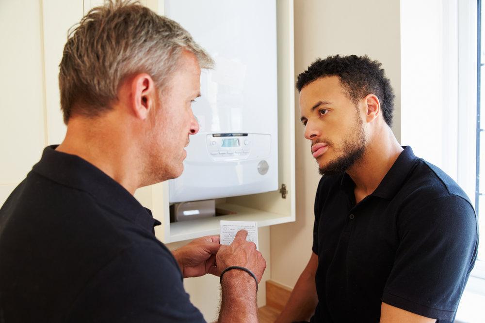 - Boiler Servicing